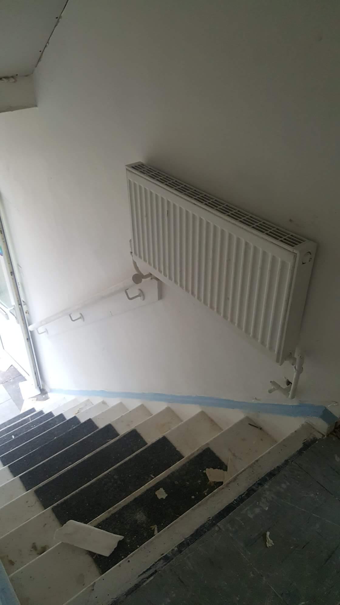 Rad On Stairs
